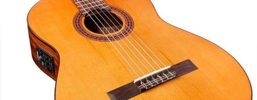 Hướng dẫn chọn mua đàn guitar - Phần 1