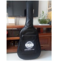 Bao guitar 3 lớp đen