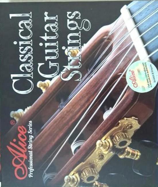 Dây đàn guitar Classic Alice AC138 |Dây đàn guitar Giá rẻ | Phụ kiện đàn guitar giá rẻ | Phụ kiện đàn guitar giá tốt