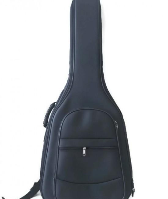 Softcase Guitar màu đen