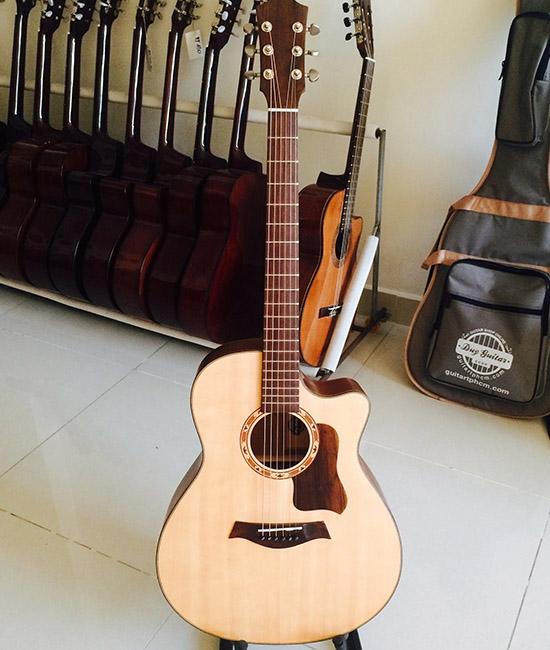 Acoustic Taylor D400 Mờ