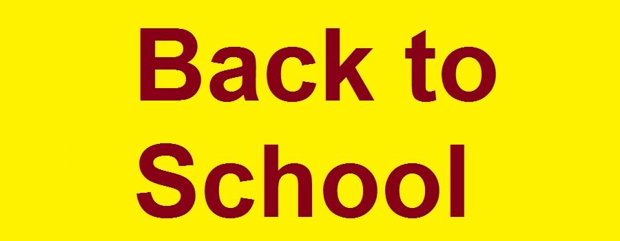 Back to School 05.09 năm 2018