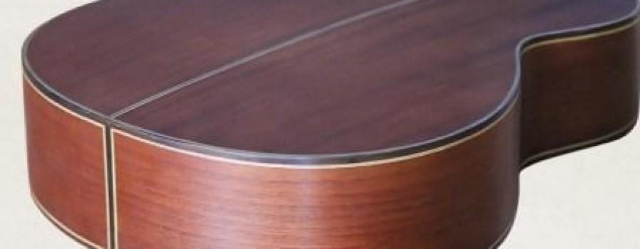 Giang Văn Thân - Nghệ nhân làm đàn guitar - Nghệ nhân guitar